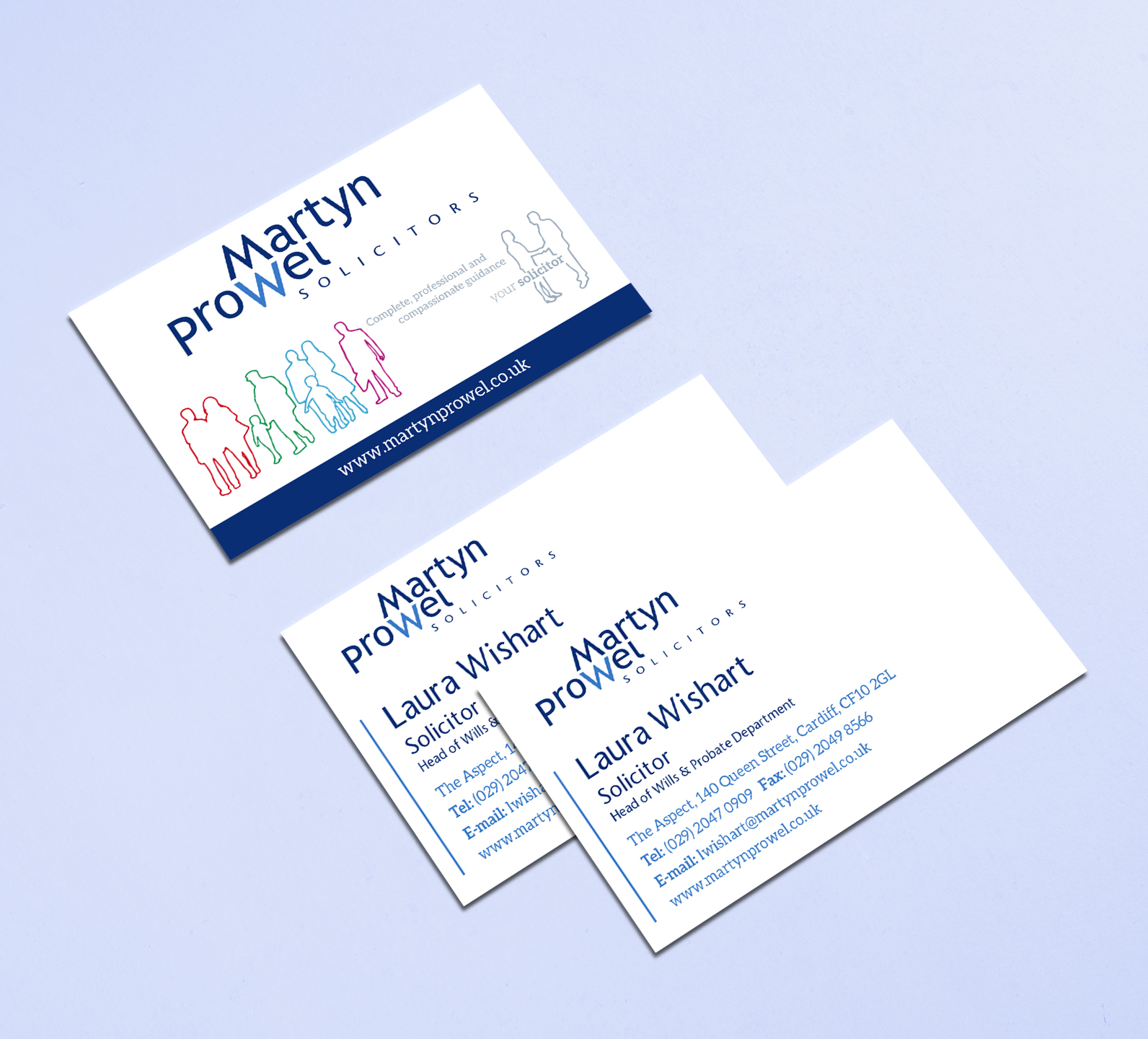 Business Cards • SW Design & Print