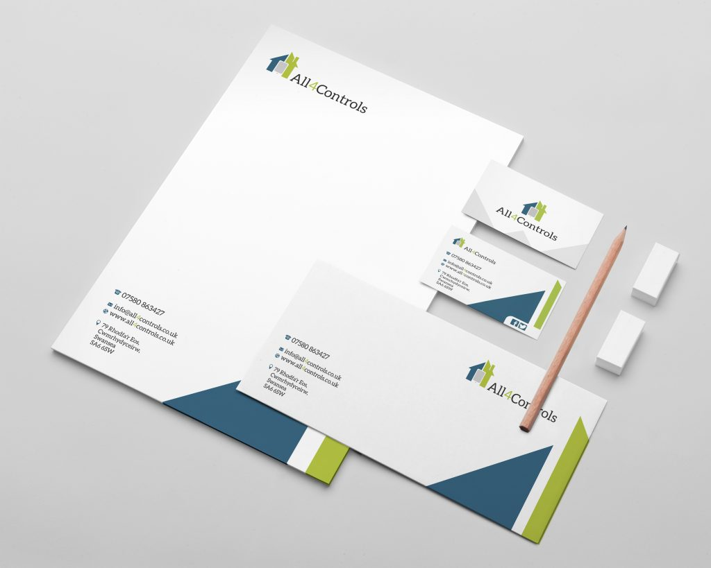 Stationery design and print sw design print business stationery is a great start to creating your brand this stationery pack contains business cards letterhead and compliment slips reheart Images