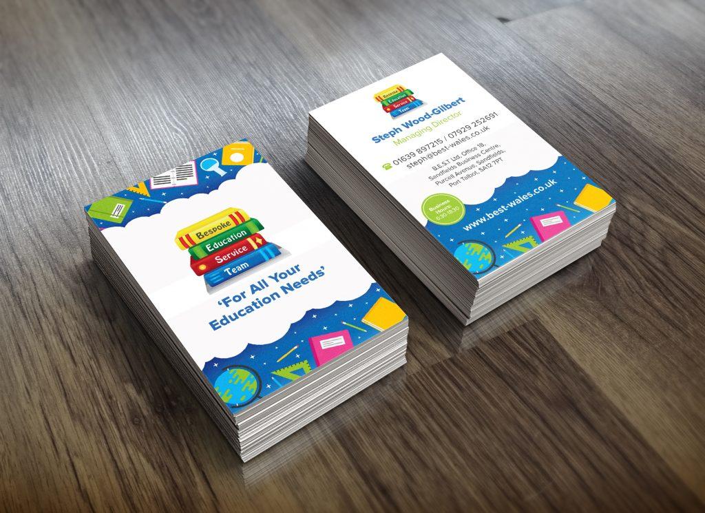 Bespoke Education Pull Up Banner • SW Design & Print